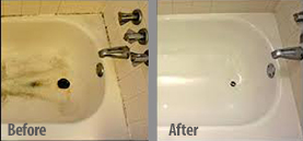 bathroom tub restoration