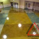Cumming GA polished concrete flooring contractor