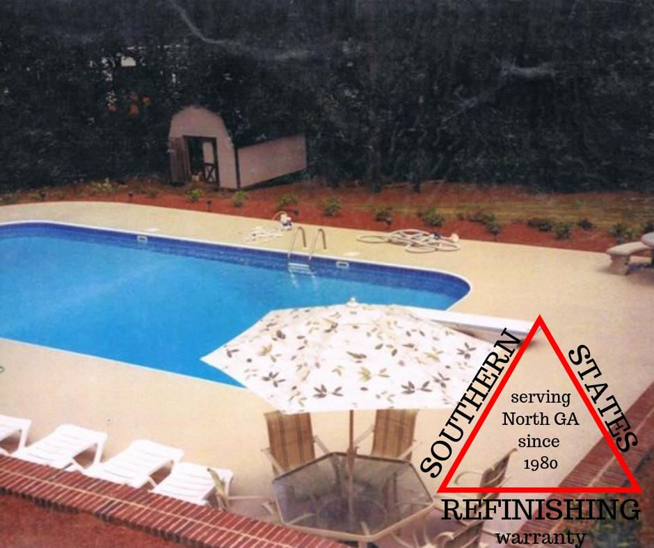 concrete pool deck repair contractor