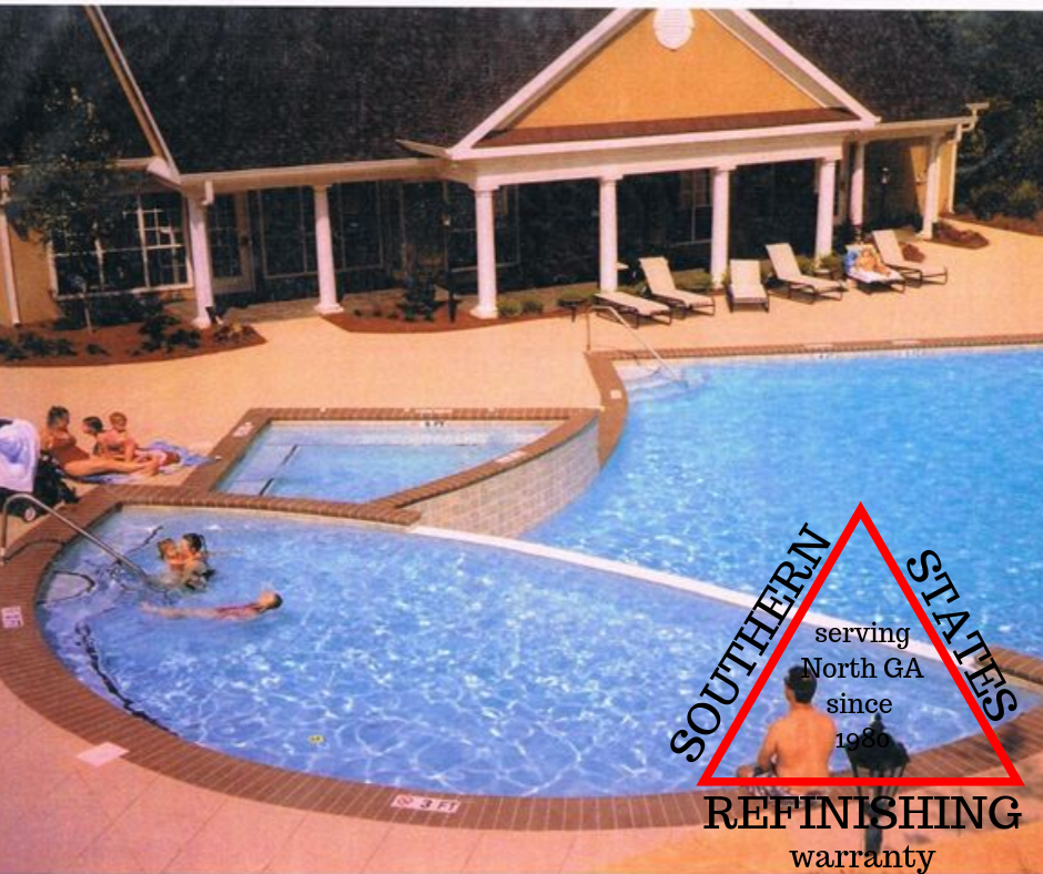 concrete pool decking contractor
