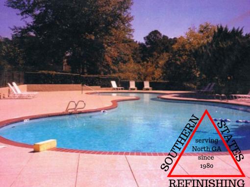 Condo Concrete Pool Deck Repair