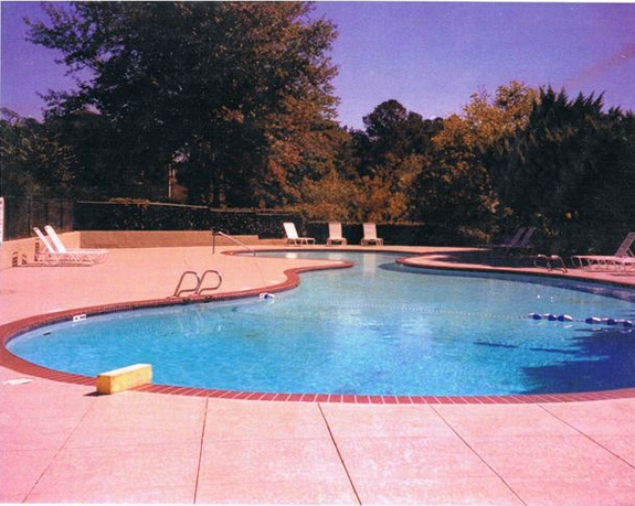 Condo Concrete Pool Deck Repair