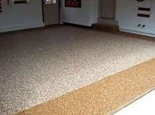 Garage Floor Surface Prep