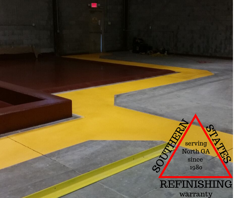 warehouse floor epoxy