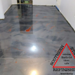 Metallic Epoxy Basement