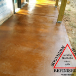 stained patio gainesville ga