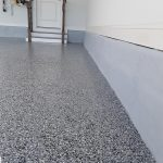 garage floor coating epoxy flake