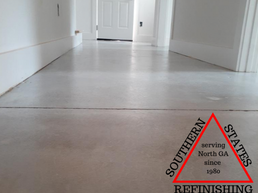 White Stain in Living Areas